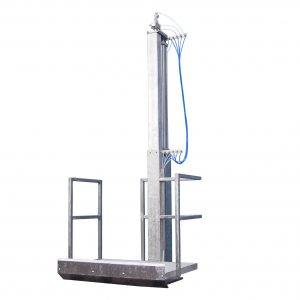 Elevating Platform